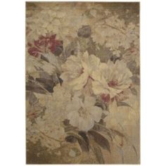Nourison® Antique Floral Rectangular Rugs  found at @JCPenney