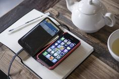 The Hundreds x HEX Axis Wallet