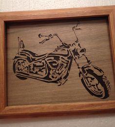 Motorcycle Tattoo Tribal Art Sport Bikers Design