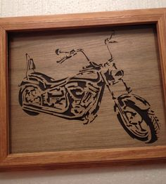 Check out this item in my Etsy shop https://www.etsy.com/listing/171207937/motorcycle-scroll-art