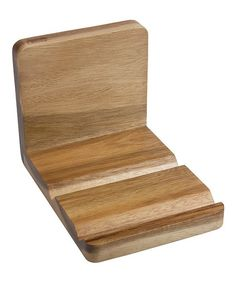 Jamie Oliver Acacia Wood Tablet & Recipe Book Holder   zulily