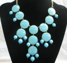Can you tell I'm looking for a turquoise statement piece?
