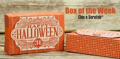 Box of the Week 5