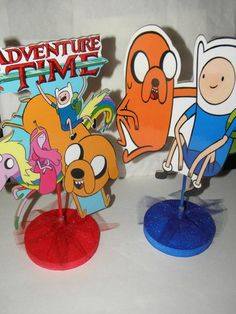 Adventure Time Birthday Party Package