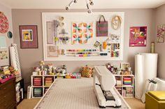 Bijou Lovely | 35studio spotlight amazing sewing space !