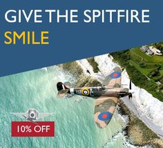 Spitfire Experiences - 10% off