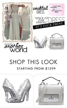 """OkBridal 11"" by hetkateta ❤ liked on Polyvore featuring Dolce&Gabbana and Marc Jacobs"