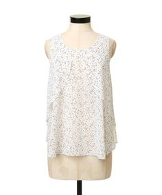 spotted layer top
