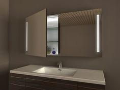badspiegelschrank mit licht led modell dresden von spiegel21 ares gmbh spiegelschrank bad