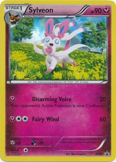Sylveon - XY04 - Holo Promo - Pokemon Promo Cards - Pokemon