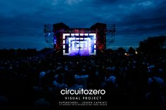 circuitozero pixel led mapping SuperstarDj 2015_Joseph Capriati