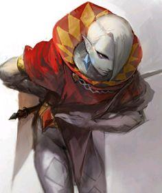 Ghirahim [Zelda: Skyward Sword]