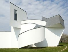 Vitra Design Museum and Factory by Frank Gehry