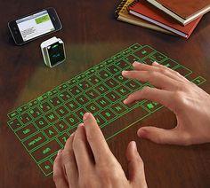 Laser Projection Virtual Keyboard   COOLSHITiBUY.COM