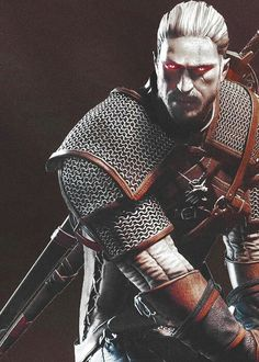 """The Witcher """"Geralt of Rivia"""""""