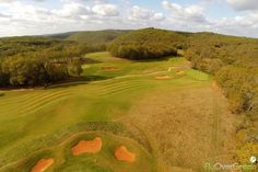 Souillac Golf and Country Club, Lot, Occitanie, France. Vidéo aérienne sur FlyOverGreen / Aerial video on FlyOverGreen