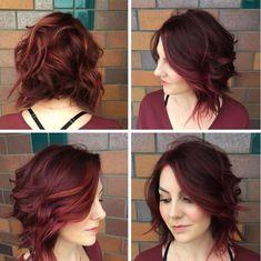 Du trägst eine mittellange Frisur? Hier kommen die trendigsten Frisuren für den Winter 2016! - Neue Frisur
