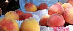 For months I've been dazzled by conversations of Stratford Peaches, a true Made in Oklahoma product