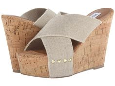 Steve Madden Pride Wedge Sandles - These are super comfy!