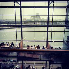 Architectuur Inholland Rotterdam.