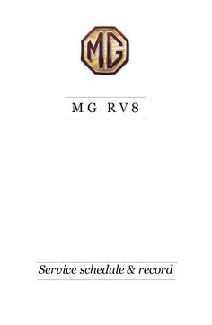 MG RV8 by Dominic Scott | Blurb Books Blurb Book, Profile, Books, User Profile, Libros, Book, Book Illustrations, Libri