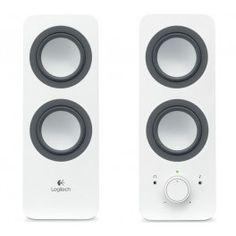 Les haut-parleurs Logitech Z200 délivrent un son stéréo 2.0 d'une puissance totale de 10W pour une acoustique incroyablement ample.Pratique, le panneau avant est doté des commandes du volume et de la puissance, d'une prise casque et d'une entrée auxiliaire.Les enceintes Z200 de Logitech vous plongent au coeur de vos divertissements multimédia.