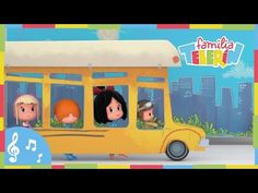 Familia Telerín : Colección de canciones infantiles (15min) - YouTube