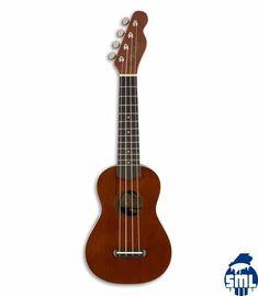Ukulele Fender Soprano Venice Natural