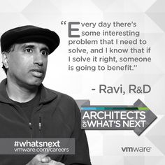It's about being passionate about your work and making an impact. See how new and tenured employees experience @VMware life, work and culture while bringing innovation to life. #whatsnext http://www.youtube.com/watch?v=T2oMGdpU1EU=share=SP0E6lZWm2UDZioZ83fkggdnn441LzKnX_
