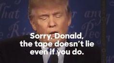 Part 2. It's almost like he doesn't understand how cameras work... 🇺🇸 🇺🇸 🇺🇸 🇺🇸 🇺🇸 🇺🇸 🇺🇸 CLICK THE LINK TO LIKE US ON FACEBOOK 💙  #hillaryclinton #imwithher #clintonkaine2016 #nevertrump #trump #hillary2016 #hillary #Clinton #hillaryclinton #sanders #democrats #immigration #democrat #debate #republicans #blm #republican #gop #violence #girls #trump #dumptrump #debatenight  #donaldtrump #obama #womensrights #blacklivesmatter #alllivesmatter #bluelivesmatter