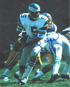 141807e2d4e Autographed Roman Gabriel Philadelphia Eagles 8x10 Photo inscribed