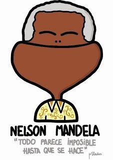 Nelson Mandela | Prohibido escuchar canciones ñoñas...