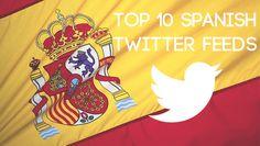 best spanish twitter accounts