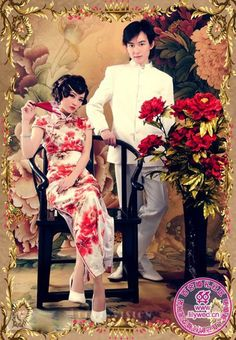 cheongsam wedding photo searched from google