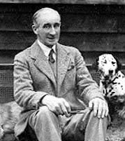 Cecil Charles Windsor Aldin was born in 1870. He was an illustrator of animals, especially dogs and horses. He illustrated works by Charles Darwin and Rudyard Kipling, Personal interests shown in his illustrations were fox-hunting, horse-racing, golfing and the countryside. Due to failing health, he moved to Majorca with his dogs Mickey and Cracker. His obituary in The Times stated that he '.can justly be described as one of the leading spirits in the renaissance of British sporting art'""