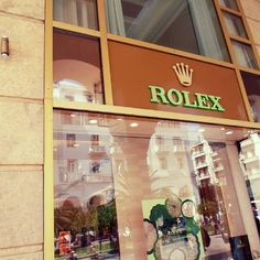 My favourite store in the world :) Vacation time :) #greece #travel #thessaloniki #relax #vacation #rolex