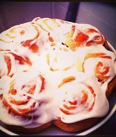 dulcemente delicioso | Rollos de crema Pastelera