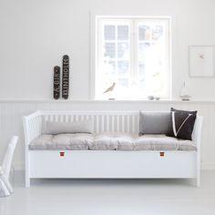 Ławka duża ze schowkiem Oliver Furniture