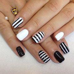 Creative Nail Designs For Short Nails 2015