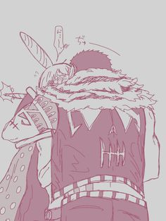 Cracker One Piece, One Piece Ship, One Piece Fanart, I Love Anime, Crackers, Beautiful Men, Geek Stuff, Kawaii, Fan Art