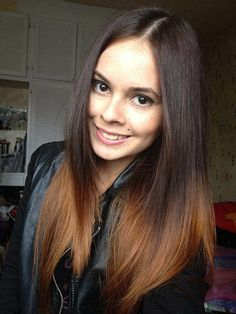 ombre brown hair - Google Search