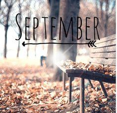 Bienvenido #Septiembre