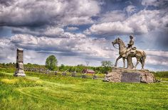 photo by Paul Coco: Pennsylvania Cavalry. Hdr Photography, Landscape Photography, Gettysburg National Military Park, Gettysburg Battlefield, Camel, Gettysburg Pennsylvania, Horses, Sands, Monuments