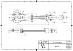 Autocad Isometric Drawing, Technical Drawing, D1, Motor, Industrial, Drawings, Ring Security, Drawing Techniques, Chain
