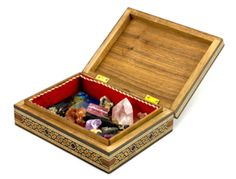 Good chi is particularly important in master bedrooms. A great tip for bedrooms is to sleep with a feng shui energizer under the bed. Get a small silver or gold box - any fake gold box will do and inside place seven different types of crystals, there should be all 5 elements of color present. For example citrine for Earth, jasper for Fire, sodalite for Water, tiger's wood for Wood, Element and silver or gold for Metal. Place it under the part of the bed where the head is.