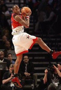 Ray Allen wearing Air Jordan 21