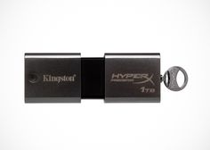 They Finally Did It: Kingston to Release 1TB USB 3.0 Flash Drives This Year