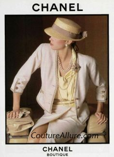 Couture Allure Vintage Fashion: October 2010