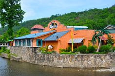 No Way Jose's Mexican Cantina in Gatlinburg, Tennessee