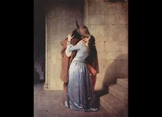 National Kissing Day: The 10 Best Kisses In Art (PHOTOS)  Posted: 07/06/2012 12:37 pm Updated: 07/06/2012 12:37 pm      439  87    22  12  GET ARTS ALERTS:  SIGN UP  REACT: Amazing  Inspiring  Funny  Scary  Hot  Crazy  Important  Weird  FOLLOW: Video, Gustav Klimt, Nan Goldin, The Kiss, Art History, Art Kisses, Auguste Rodin, Best Kisses In Art, Francesco Hayez, Gustav Klimt The Kiss, Kissing Day, Photo Galleries, World Kiss Day, Arts N